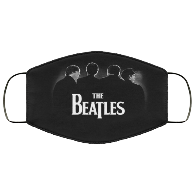 The beatles Face Mask - Men Women
