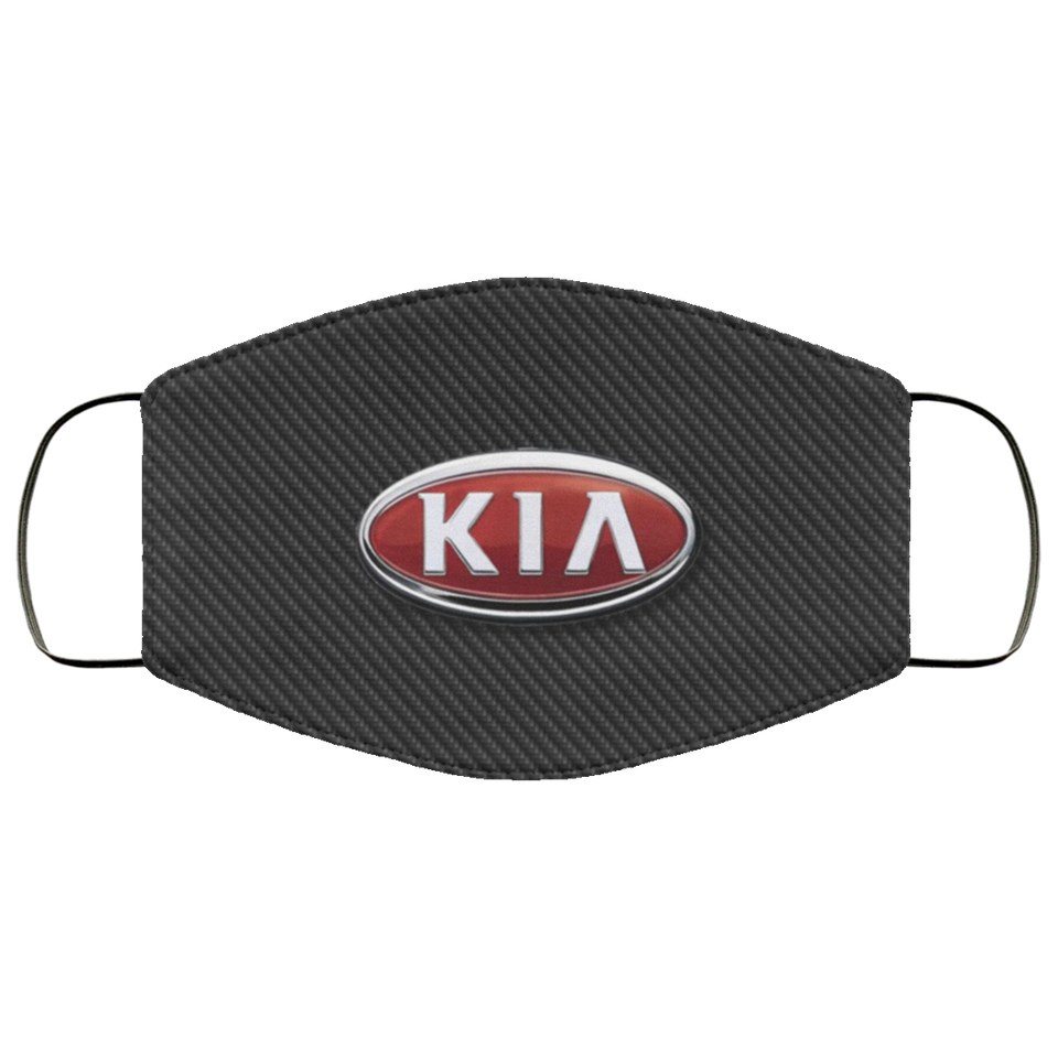 KIA Cloth Face Mask - Men Women