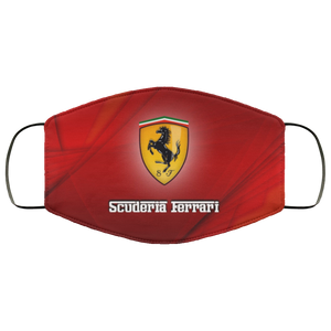 Ferrari Face Mask Activated - Men Women