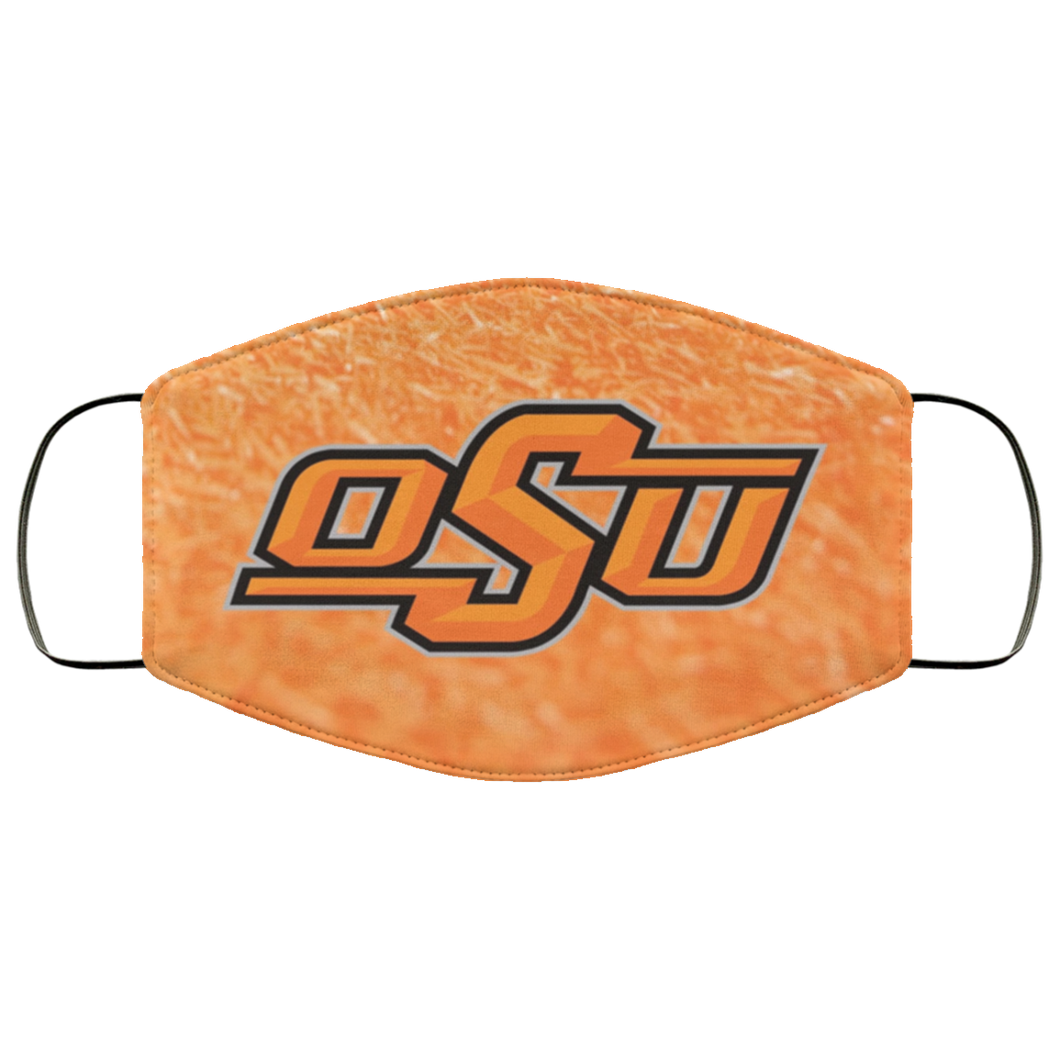 Oklahoma State University Face Mask - Men Women