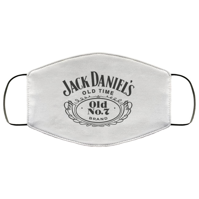 Logo Jack Daniel's Face Mask Filter - Men Women