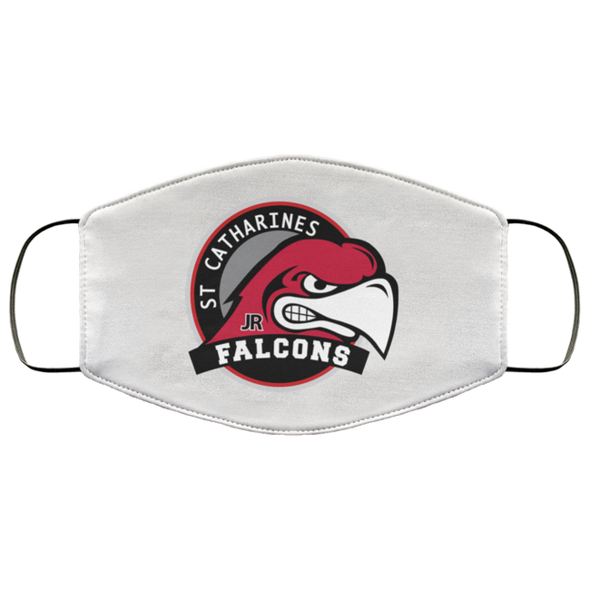 Unifor Hockey Night Falcons - St Catharines Falcons Face Mask - Men Women