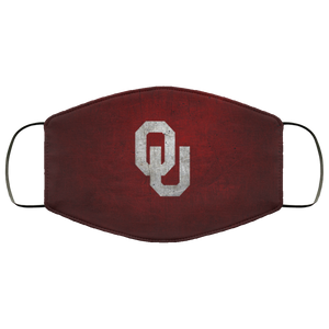 OU Oklahoma Sooners face mask - Men Women