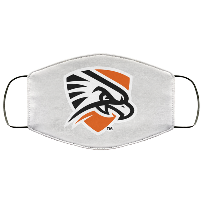 Utpb Falcons Logo Face Mask - Men Women