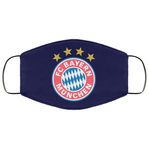 FC Bayern Munich Face Mask Filter - Men Women