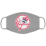 New York Yankees Face Mask Filter - Men Women