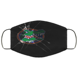 US Florida Gators Face Mask Filter - Men Women