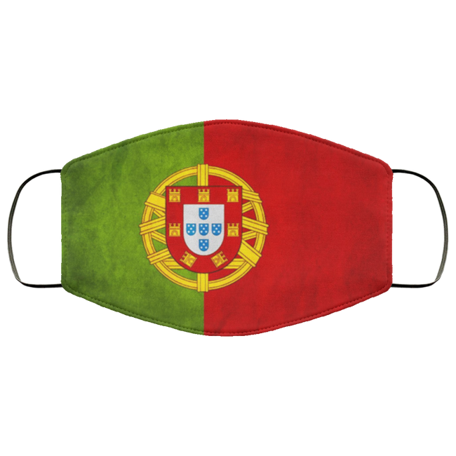 Portugal National Football Team Face Mask - Men Women