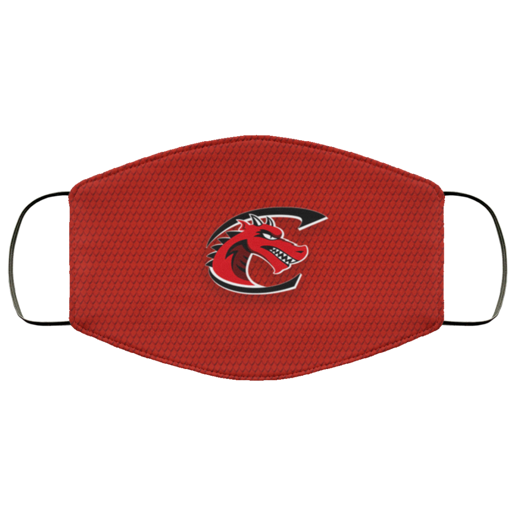 Elements - SUNY Cortland Face Mask