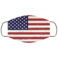 Usa Flag Face Mask - Men Women