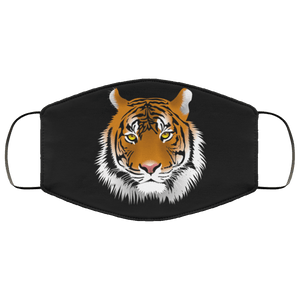 Big cats Tigers Face Mask
