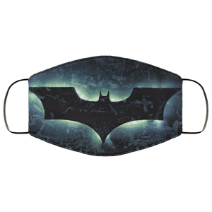 Batman Cloth Face Mask - Men Women