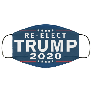 Re-elect Trump 2020 Face Mask - Men Women