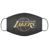 Los Angeles Lakers Face Mask - Men Women