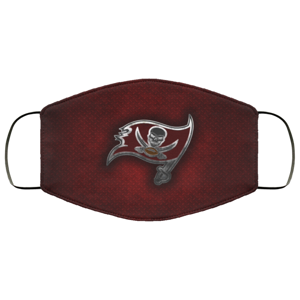 Tampa Bay Buccaneers Face Mask – Adults Mask - Men Women