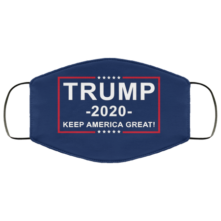 Donald Trump for President 2020 Keep America Great Flag - Men Women