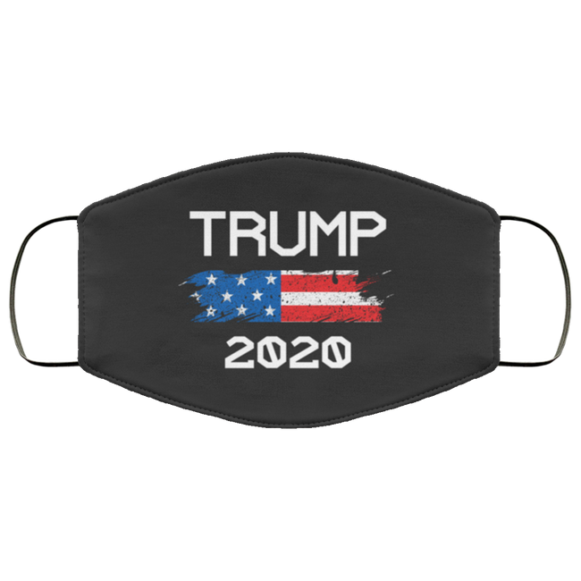 Donald Trump 2020 Keep America Great Again Face Mask - Men Women