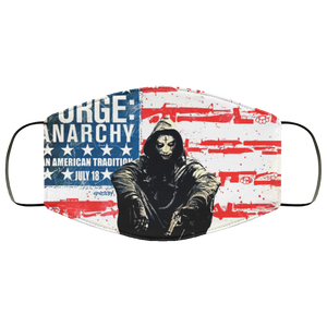 The Purge Anarchy Face Mask - Men Women