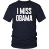 Barron Trump I Miss Obama Shirt - Men Women