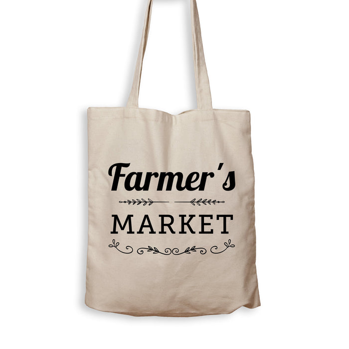 Farmer's Market - Tote Bag - Men Women