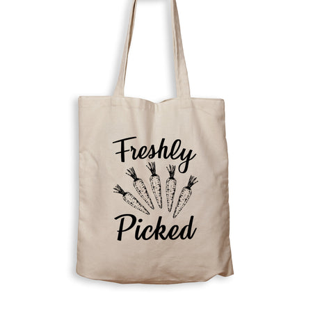 Freshly Picked - Tote Bag - Men Women