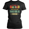 It's Not A Dad Bod It's A Father Figure Premium Shirt - Men Women
