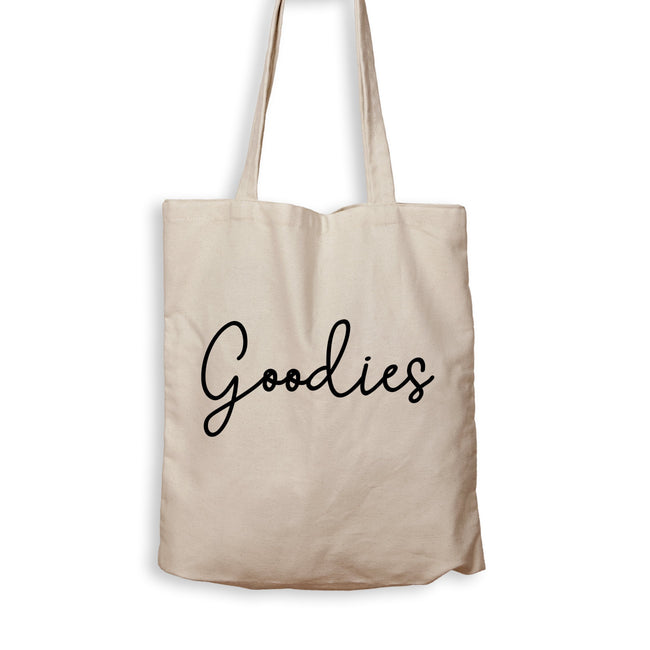 Goodies - Tote Bag - Men Women