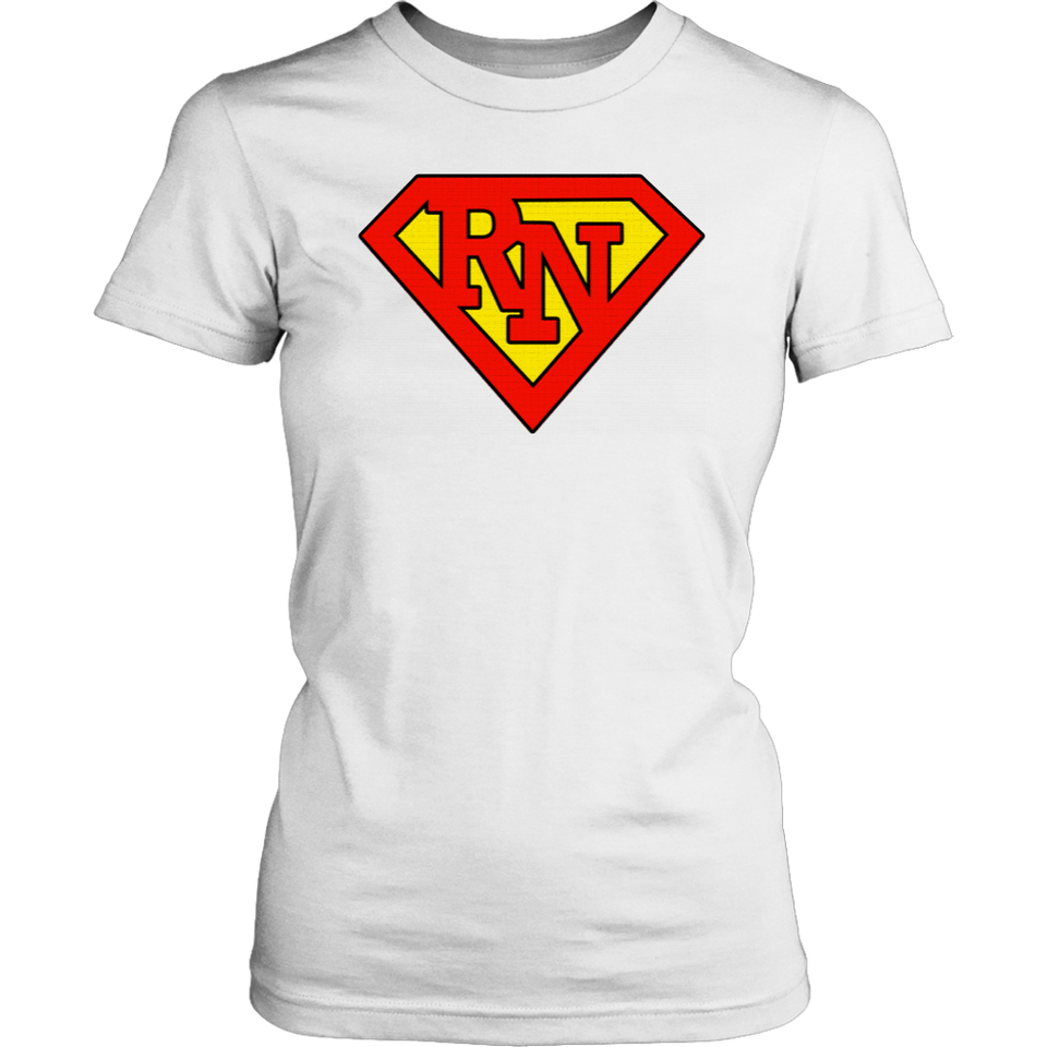 Super Nurse T Shirt - Men Women