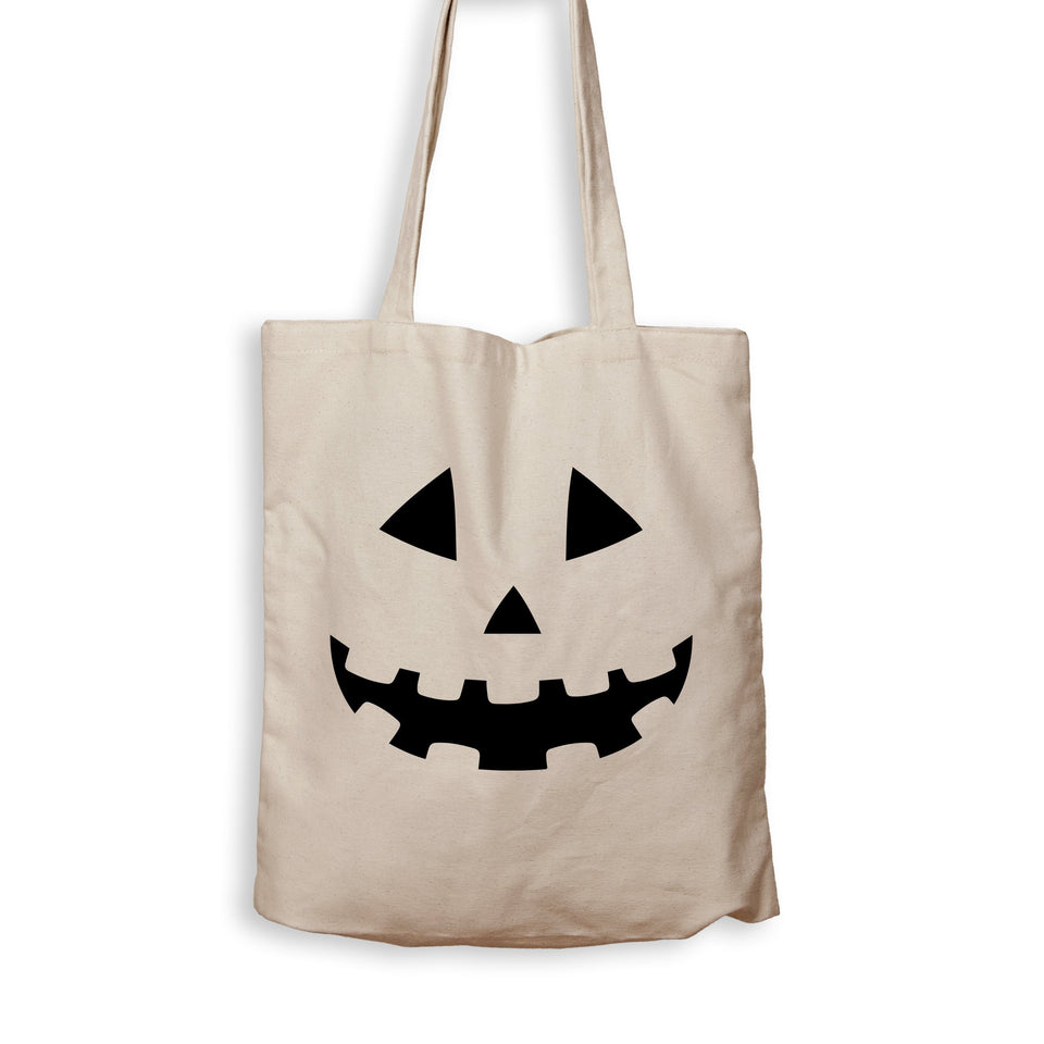 Jack-O-Lantern - Tote Bag - Men Women