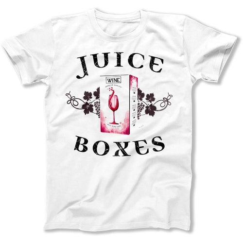 Juice Boxes - T Shirt - Men Women