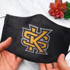 Kennesaw State Cloth Face Mask Face Mask