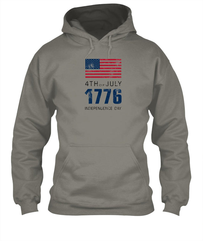 4th Of July  Independence Day  No 1 Shirt - Unisex Hoodies - Teekoc