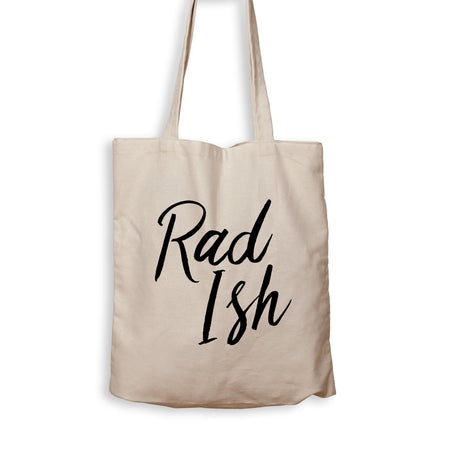 Rad-Ish - Tote Bag - Men Women
