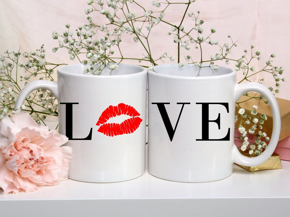 LOVE Mugs - VAL-09-10 - Men Women
