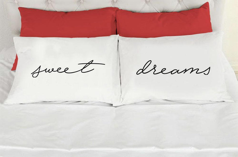 Sweet Dreams Pillow Cases - VAL-15-16 - Men Women