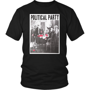 Political Party Shades & Red Cups Classic Shirt - Men Women