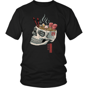Ramen Skull Shirt - Men Women