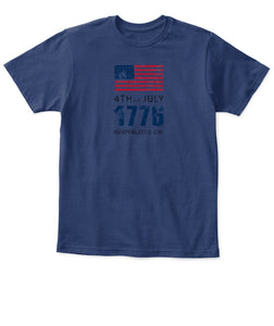 4th Of July  Independence Day  No 1 Shirt - Kids Tee - Teekoc