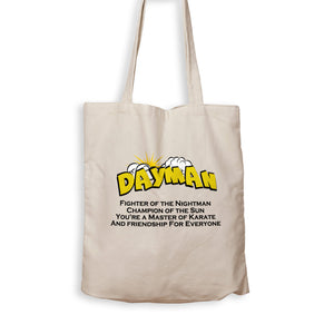 Dayman - Tote Bag - Men Women