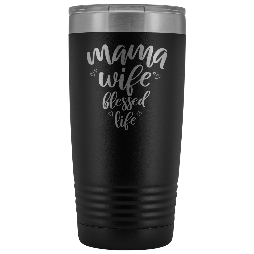 Tumbler For Mom Gift For Mothers Day Tumbler Coffee Tumbler Mommy Gift Idea Stainless Tumbler Coffee Drinker 30 Oz Travel Tumbler Cup TUB-03 - Men Women