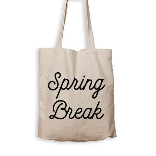 Spring Break - Tote Bag - Men Women