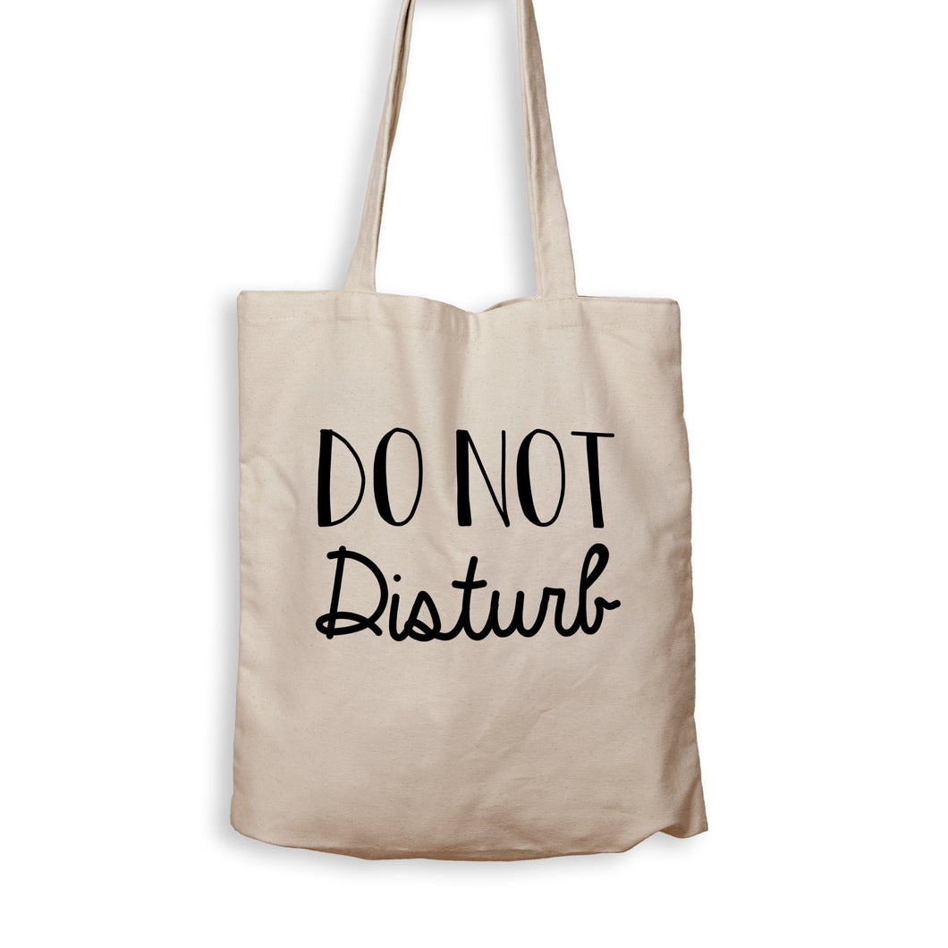 Do Not Disturb - Tote Bag - Men Women