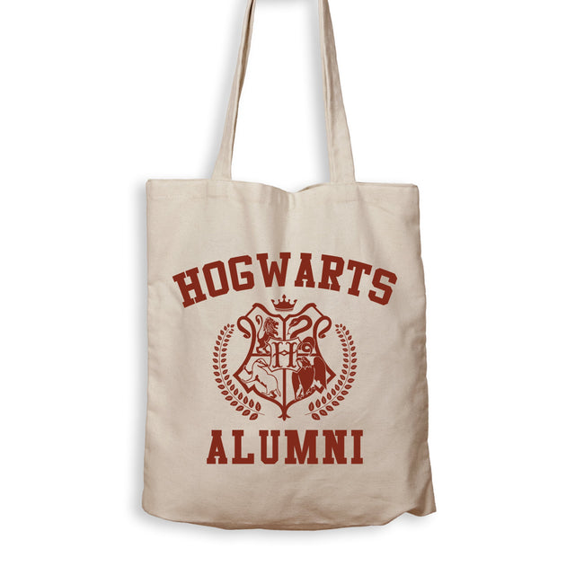 Hogwarts Alumni - Tote Bag - Men Women