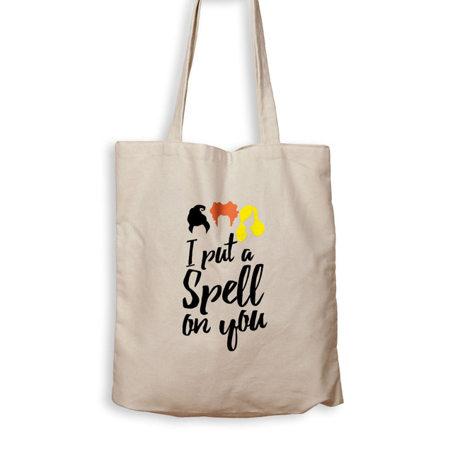 I Put A Spell On You - Tote Bag - Men Women