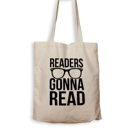 Readers Gonna Read - Tote Bag - Men Women