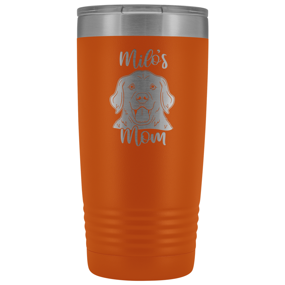 Golden Retriever Tumbler - TB-31 - Men Women