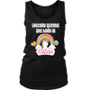 Unicorn Queens are born in February Gift T Shirt - Men Women