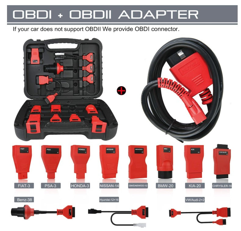 ds808k obd1 adapters