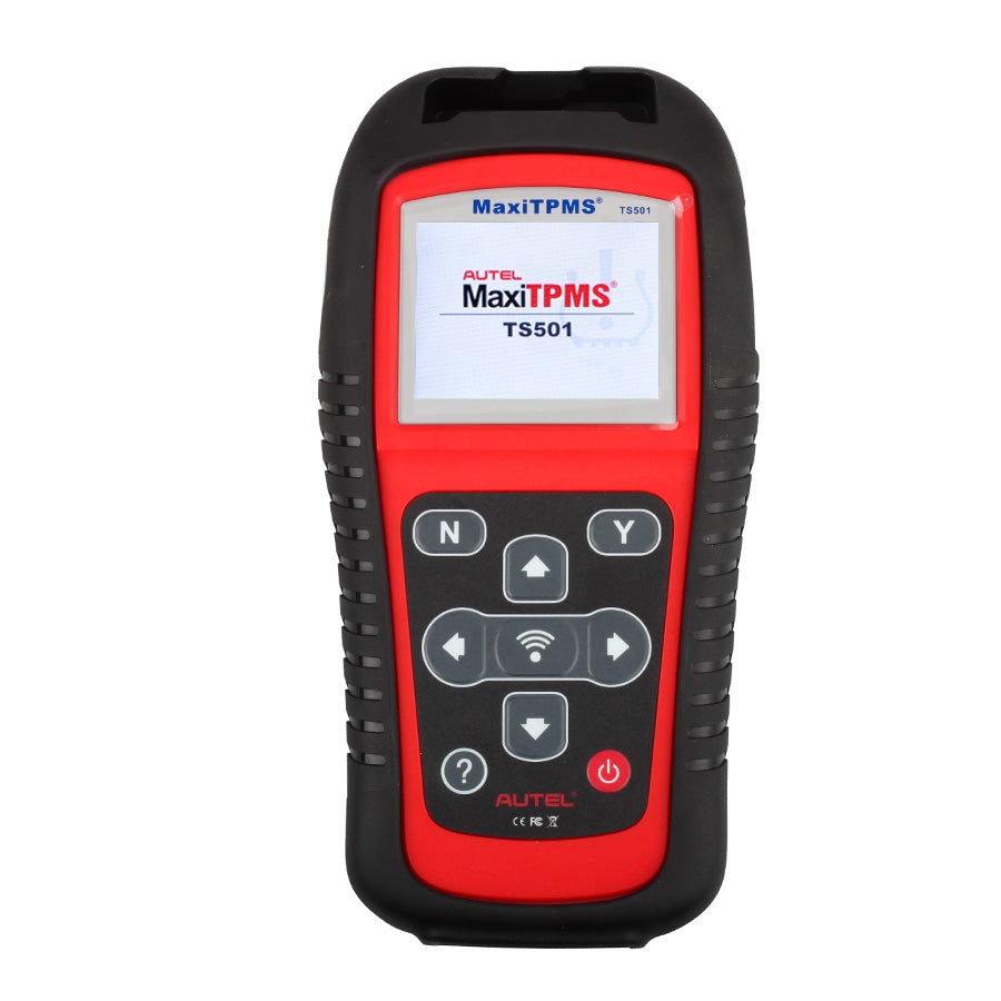 Autel MaxiTPMS TS501 TPMS Diagnose + Programming Tool Global Version Lifetime Free Update Online - Autel Authorized Dealer-Auto intelligence Tools