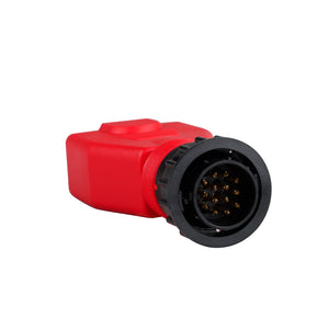 Autel MaxiSys MS908/MS908P 14Pin Connector for Mercedes Benz - Autel Authorized Dealer-Auto intelligence Tools